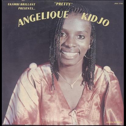 Angelique Kidjo Pretty