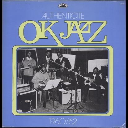 OK JAZZ 1960/62 Authenticité