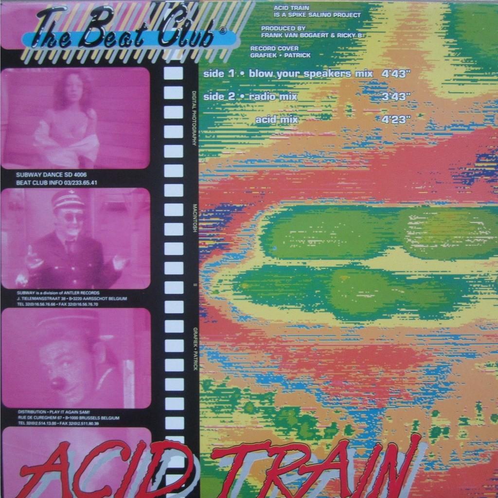 beat club acid train