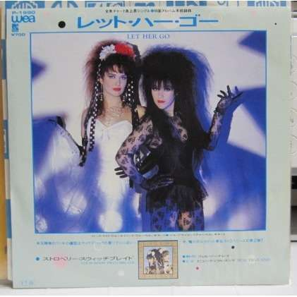 STRAWBERRY SWITCHBLADE Let Her Go/Beautiful End