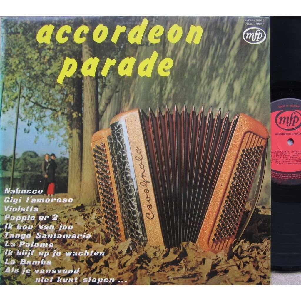 madrinas accordeon parade
