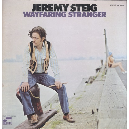 Jeremy Steig Wayfaring stranger