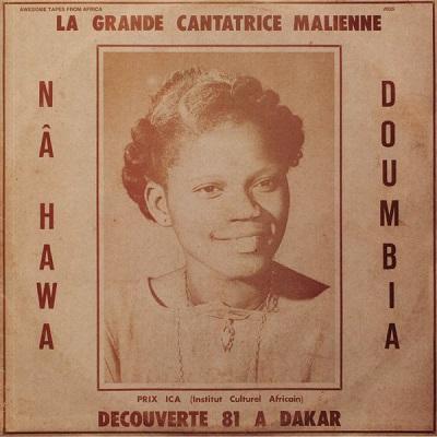 Nahawa Doumbia La Grande Cantatrice Malienne - Decouverte 81 A Dakar