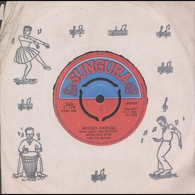 Kendu Jazz Band Apingo Abongo