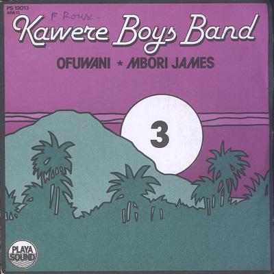Kawere Boys Band Ofuwani / Mbori James