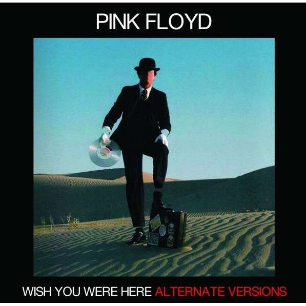 pink floyd Wish You Were Here Alternate Versions 2CD