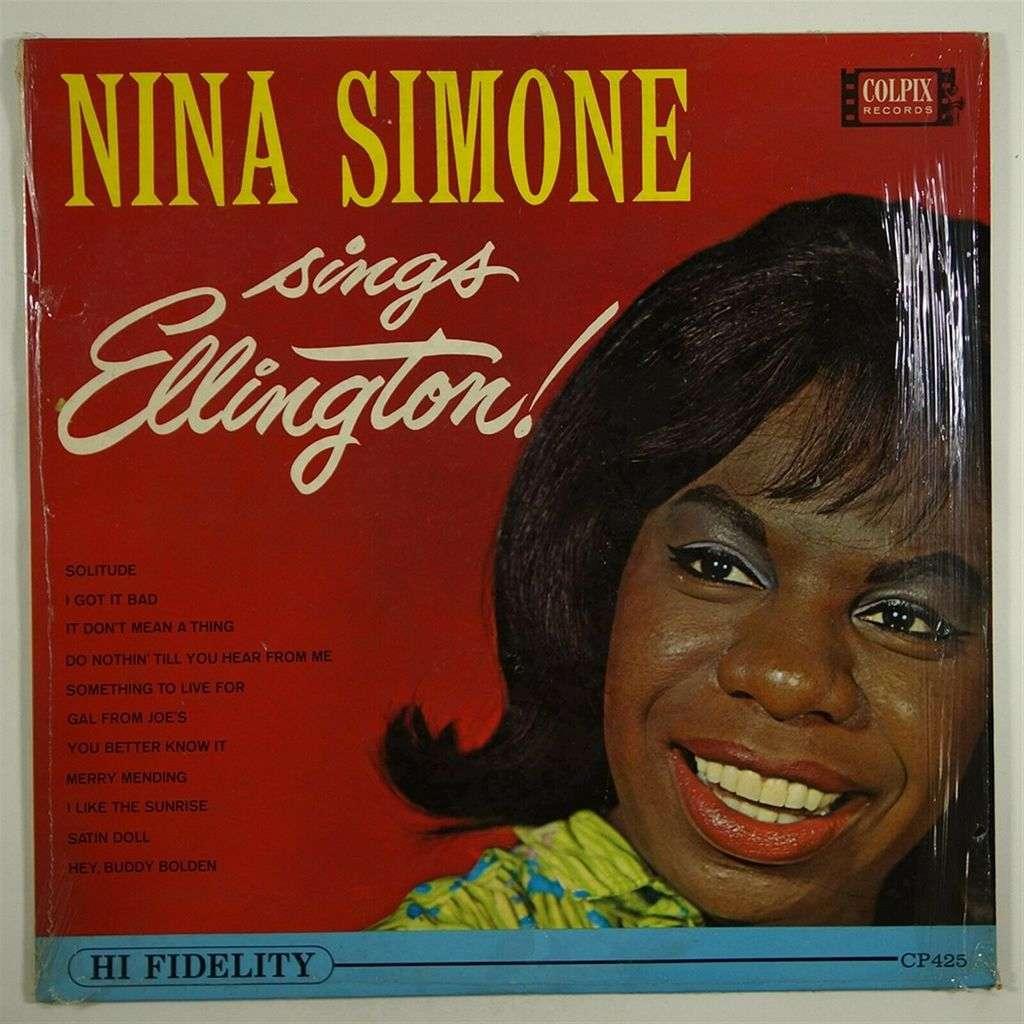 Nina Simone Duke Ellington Malcom Dodds Singers Nina Simone Sings Ellington