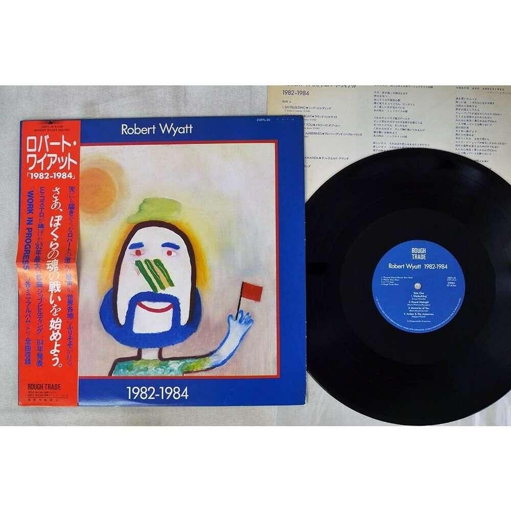 Robert Wyatt Dave McRae 1982-1984