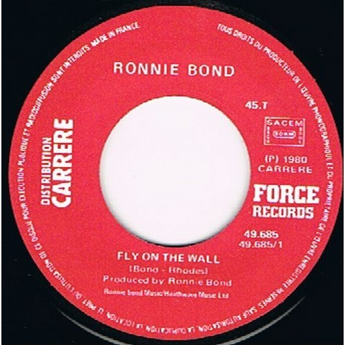 BOND RONNIE fly on the wall / you can't expect miracles to happen overnight