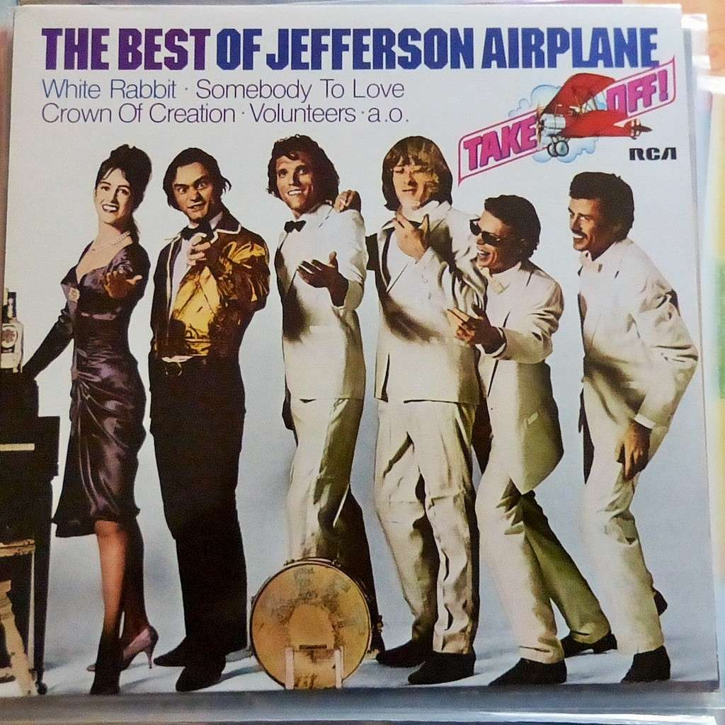 JEFFERSON AIRPLANE THE BEST OF