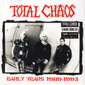 TOTAL CHAOS - Early Years 1989-1993 (lp) Ltd Edit Rsd -Italy - 33T