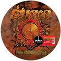 SAXON - Into The Labyrinth (lp) Ltd Edit Exclusive Record Store Day Picture Disc -U.K - 33T