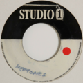 THE HEPTONES - Young Gifted And Black/Be A Man - 45T (SP 2 titres)