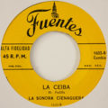 LA SONORA CIENAGUERA - El Caldereto / La Ceiba - 45T (SP 2 titres)