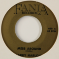 LARRY HARLOW - Mess Around/That Groovy Shingaling (Boogaloo) - 45T (SP 2 titres)