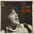 JOE COCKER - The Letter / Space Captain - 45T (SP 2 titres)