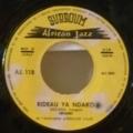 mujos et l'orchestre african jazz rideau ya ndako / massy sekele ya bolingo