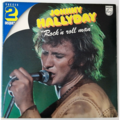 JOHNNY HALLYDAY - Rock'n Roll Man - 33T x 2