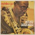 MANU DIBANGO - Ashiko Go / Sango Pouss Pouss - 45T (SP 2 titres)