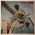 STEEL-BAND - Rythmes Antillais - 45T (SP 2 titres)