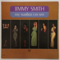 JIMMY SMITH - Any Number Can Win - 33T