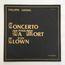 PHILIPPE GUERRE - Concerto Pour La Mort D'Un Clown - 33T