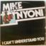 MIKE NYONI - I can't understand you - 33T