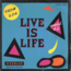 NEEDLES - live is life / run to me - 7inch (SP)
