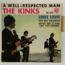 the kinks a well respected man +3