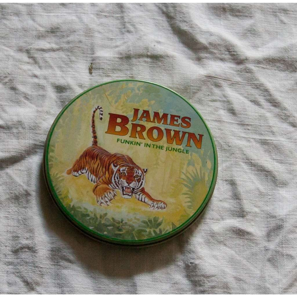 James Brown Funkin' in the jungle