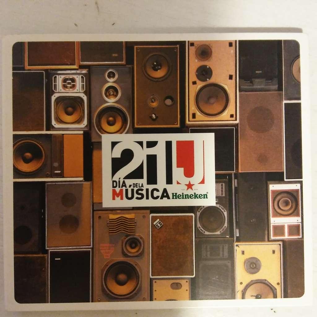 Various 21J Día De La Música Heineken