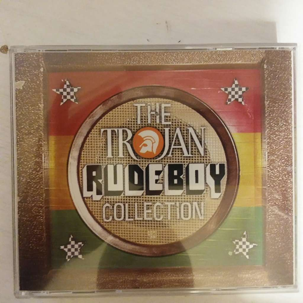 Various The Trojan Rude Boy Collection