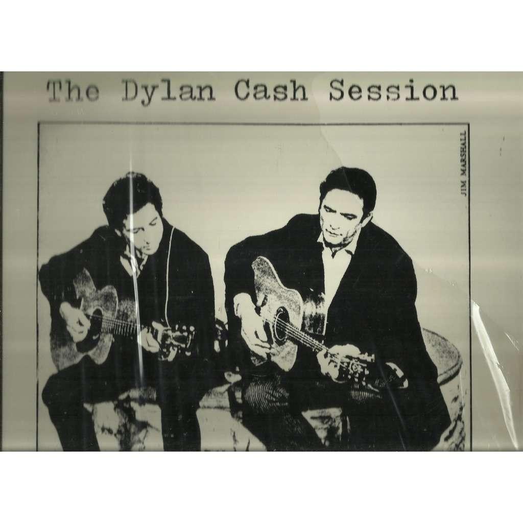 bob dylan johnny cash the dylan cash session