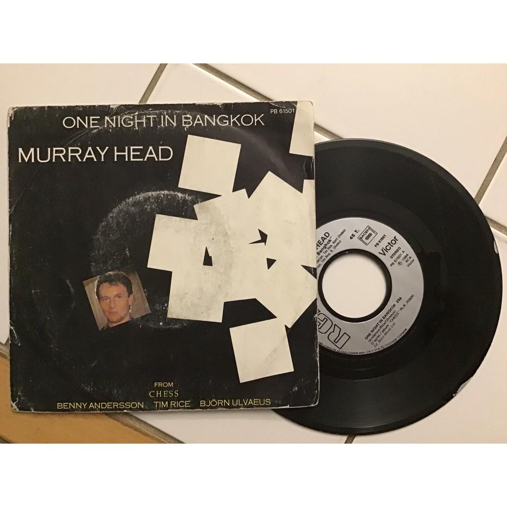 Murray Head the ambrosian Singers One night in banckok / Merano
