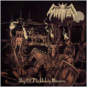 Svartfell Day Of The Unholy Massacre