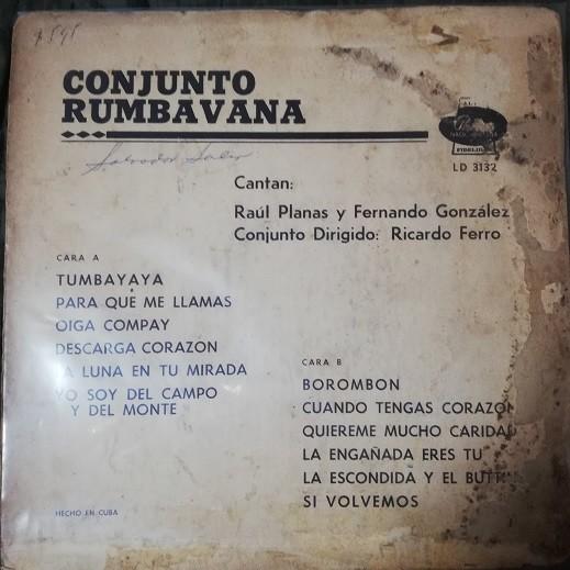 Conjunto Rumbavana conjunto rumbavana