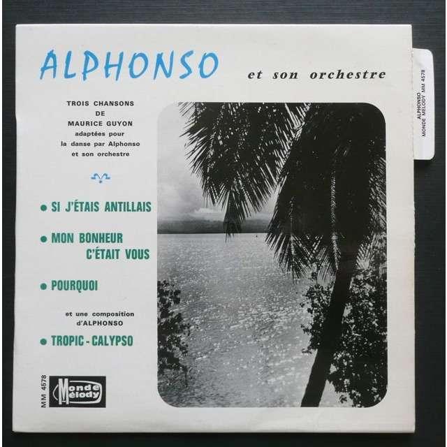 Alphonso Et Son Orchestre Si J'étais Antillais