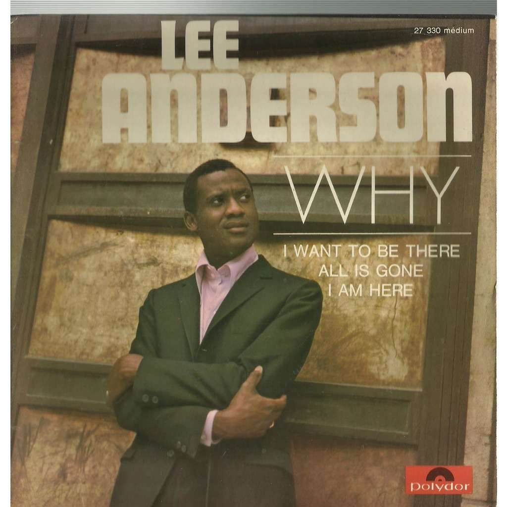 lee anderson why