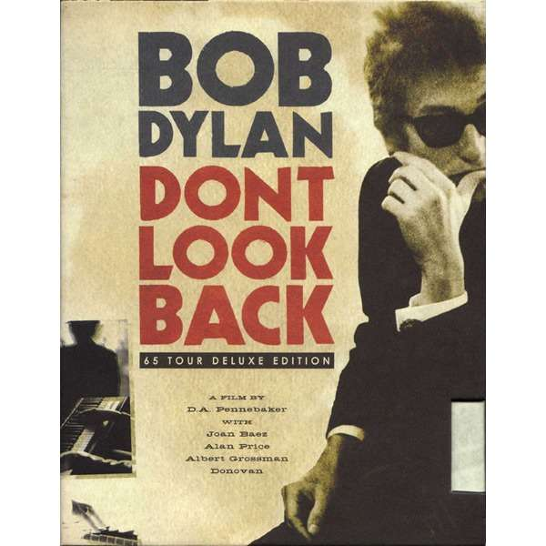 Bob Dylan ‎– Dont Look Back - 65 Tour Deluxe Editi