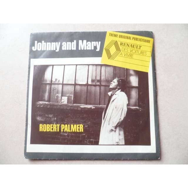 robert palmer johnny and mary / all around the world