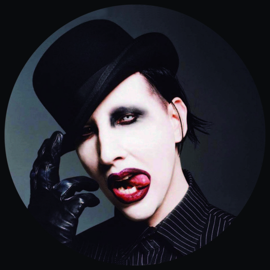 MARILYN MANSON Sweat dreams / Personal jesus / Tainted love / The beautiful people / The dope show