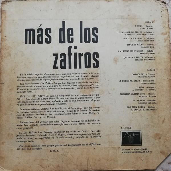 Los Zafiros Mas de Los Zafiros