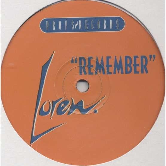 Loren (2) - Remember (12) Loren (2) - Remember (12)