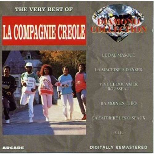 la compagnie creole The Very Best Of