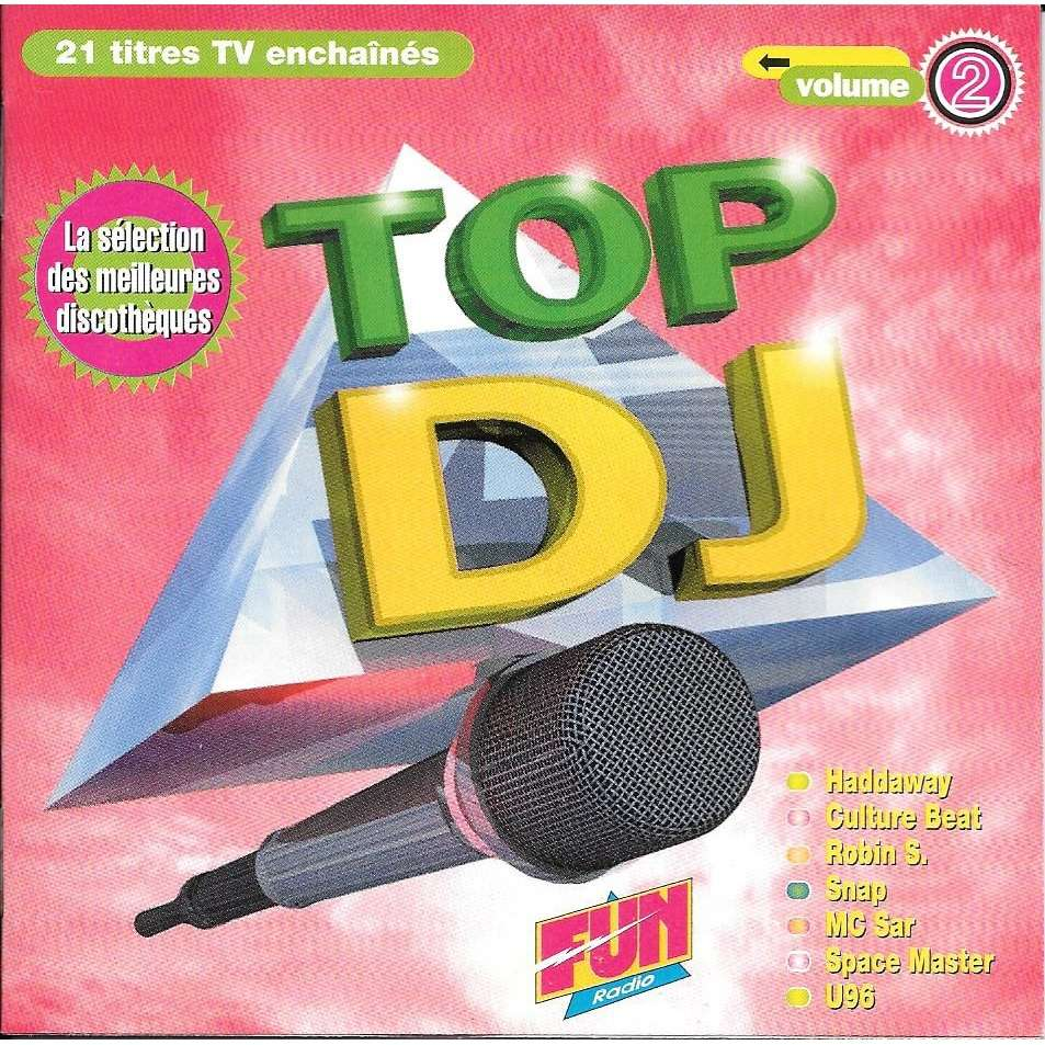 various artists Top DJ volume 2