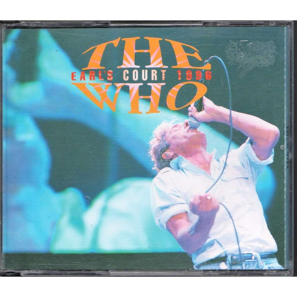 The Who Earl's Court 1996 (Live At Earl's Court Arena London UK 06.12.1996)