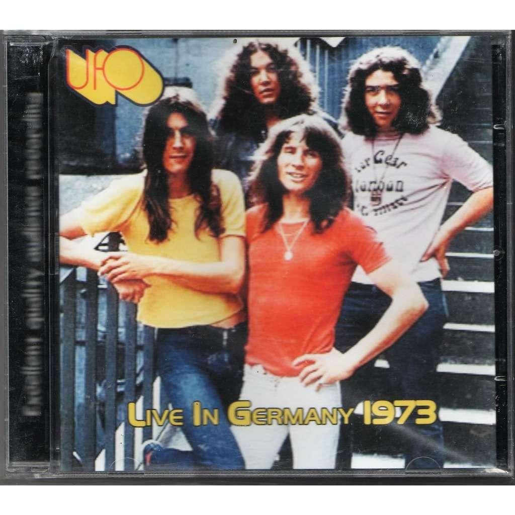 UFO Live In Germany 1973 (Recklinghausen 09.06.1973 & Berlin 23.11,1973)