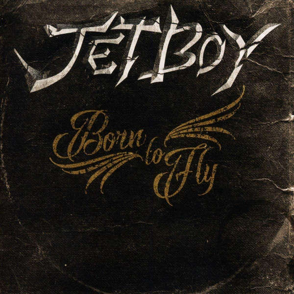 Jetboy Born To Fly (cd)