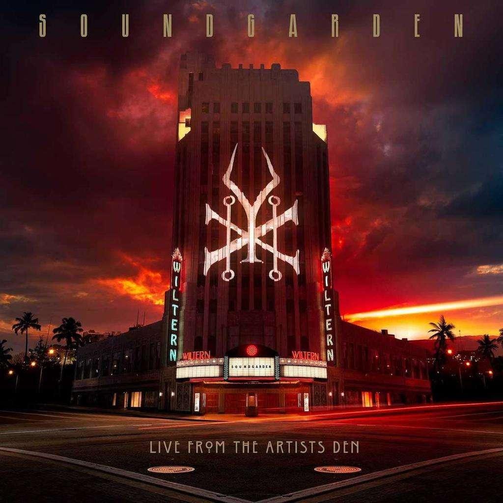 Soundgarden Live From The Artists Den (2xcd) Ltd Digipack -E.U