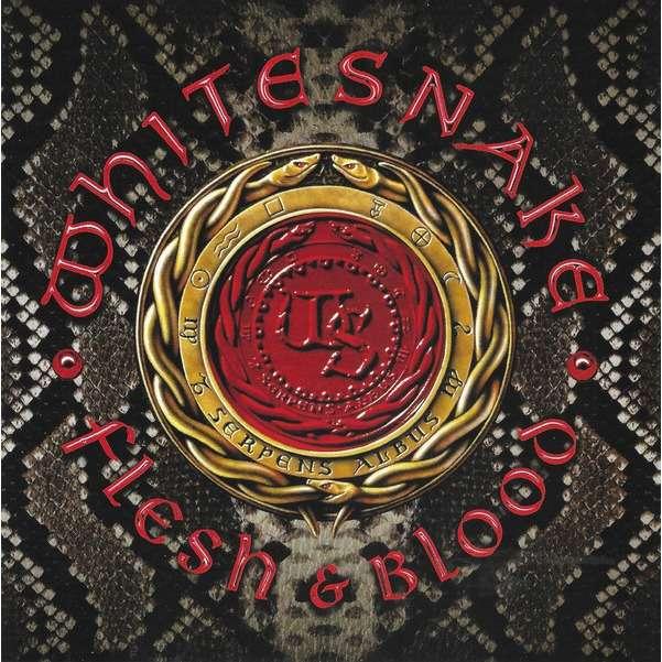 Whitesnake Flesh & Blood (cd)